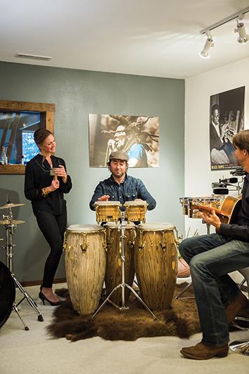 Jam Session  | Homestead Magazine, Jackson Hole Wyoming
