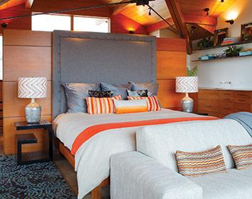 Masterful Bedroom