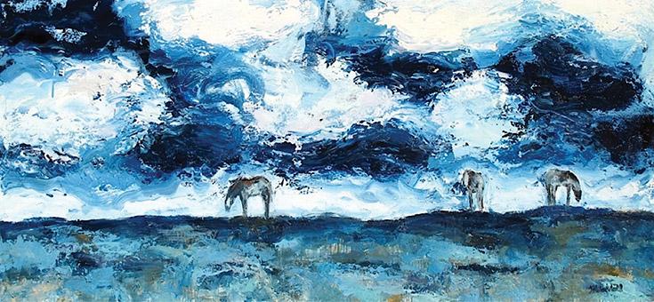 Thunderstorm Paints
