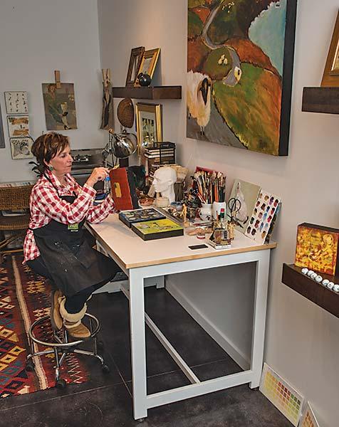 Peggy Prugh Artist