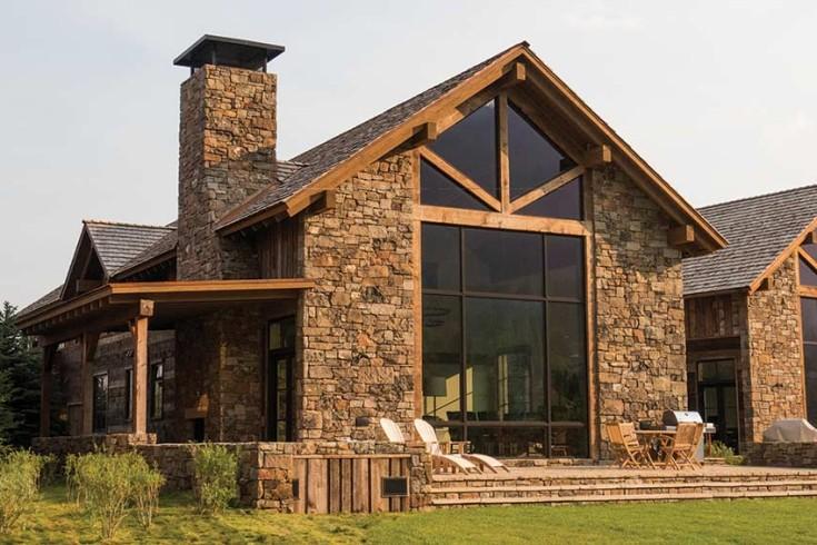 Fish Creek Lodge - Jackson Hole Showcase of Homes