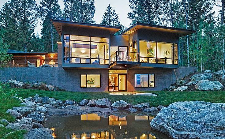 Fishcreek Compound - Jackson Hole Showcase of Homes