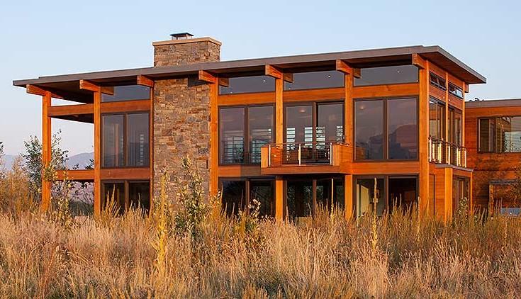 Ridgetop Pavilion - Jackson Hole Showcase of Homes